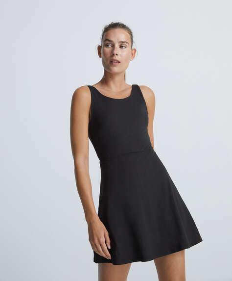 Full compressive dress