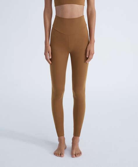 Comfortlux high rise ankle-length leggings