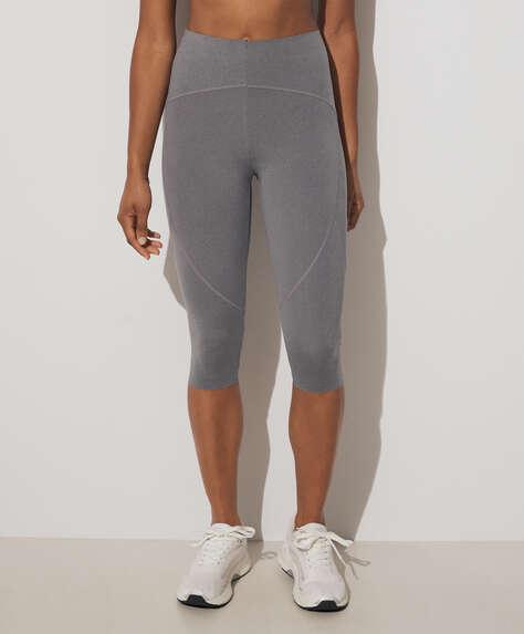 Compressive capri leggings