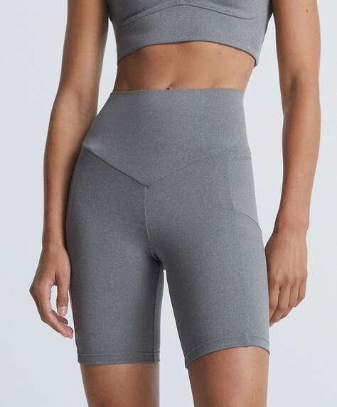 Pocket compressive cycle leggings