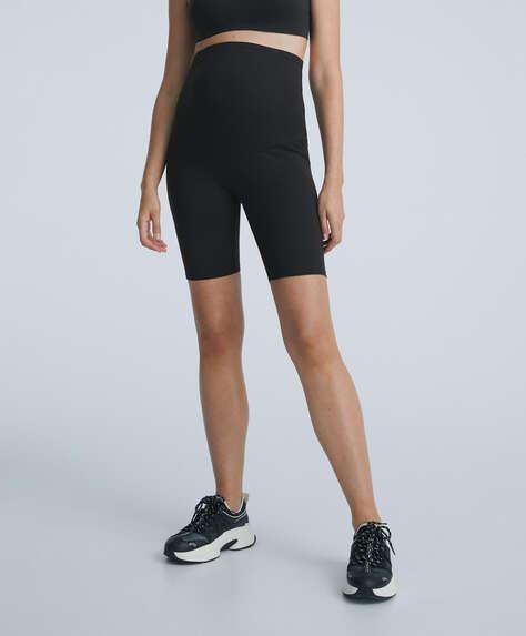 Maternity comfort cycle shorts