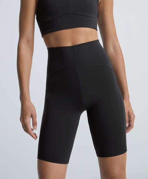 Compressive cycle leggings