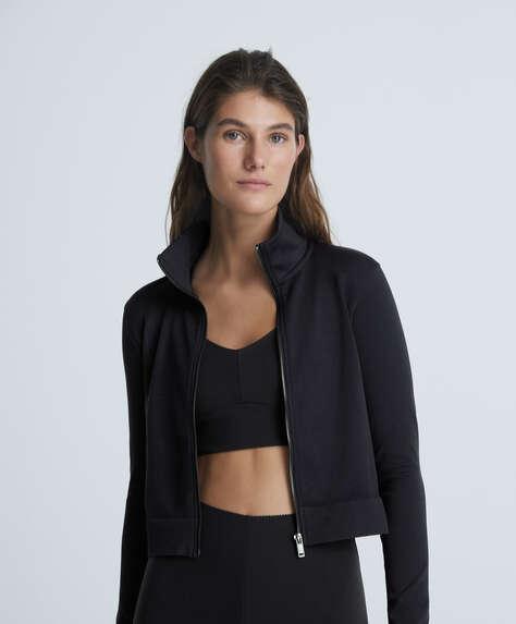 Seamless run jacket