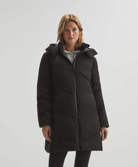 Long Primaloft® Waterblock jacket