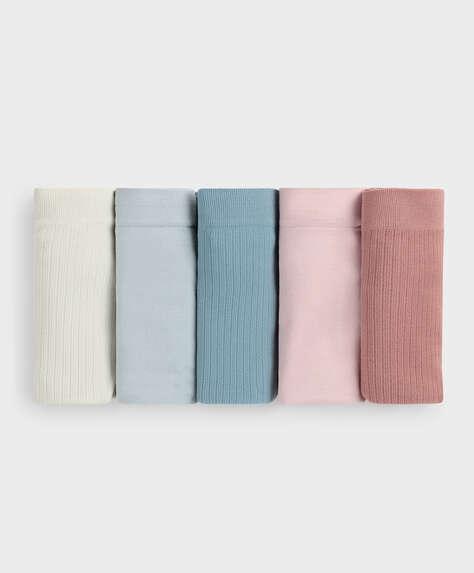 5 seamless classic briefs