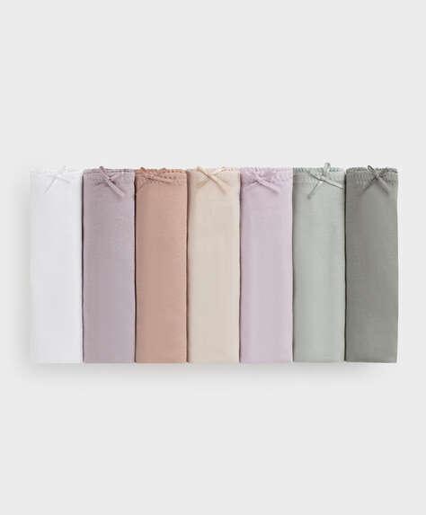 7 cotton classic briefs