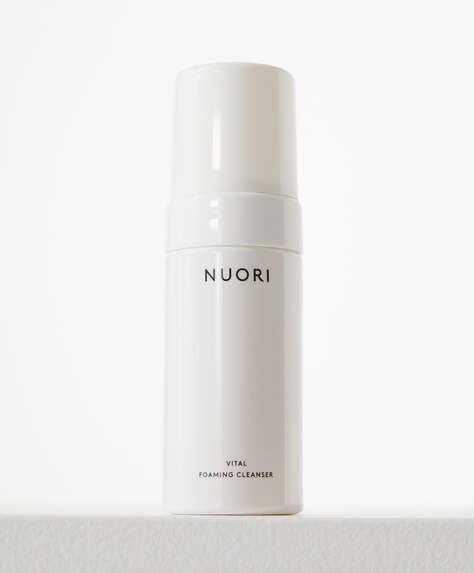 Limpiador facial Vital Foaming Cleanser NUORI