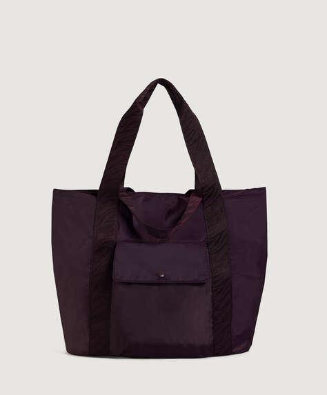 Tasche mit Vordertasche