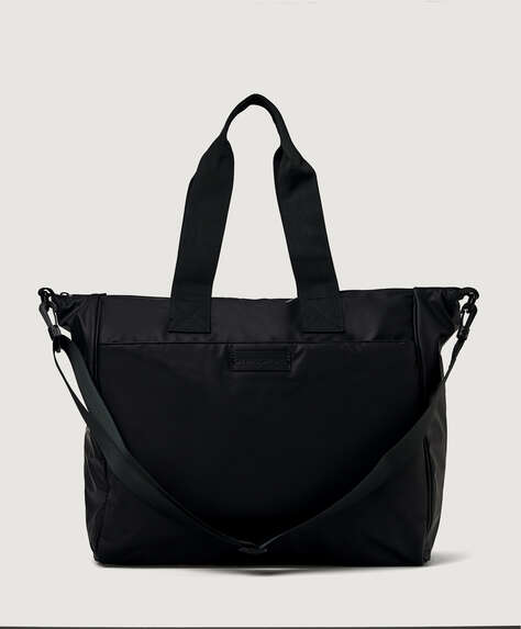 Rubberised urban bag