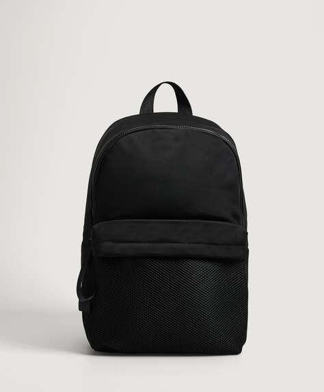 Gym-Rucksack mit Netzstoff