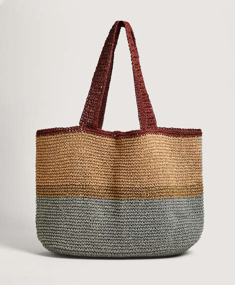 Banded shopper