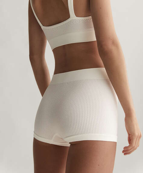Boxer seamless tricot