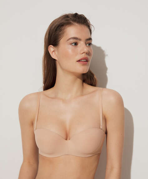 Brasier push up tirantes extraíbles
