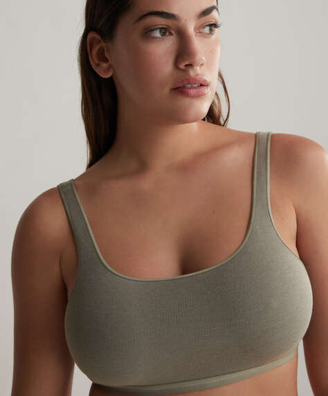One size seamless top