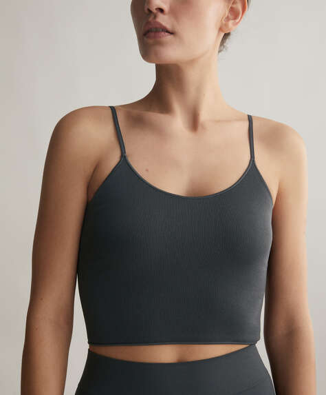 Seamless Comfort strappy top