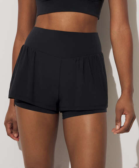 Shorts de compressão