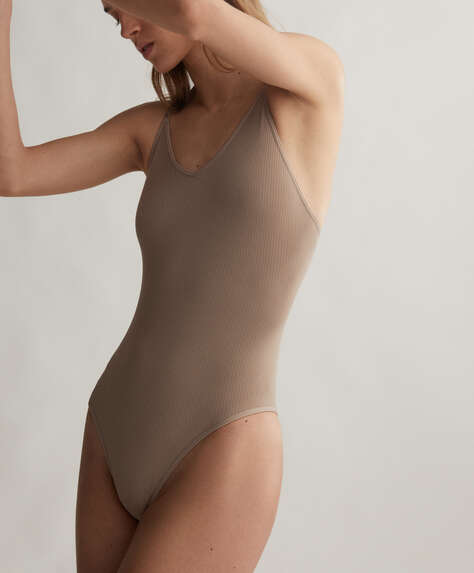 Body Seamless Comfort bretelline