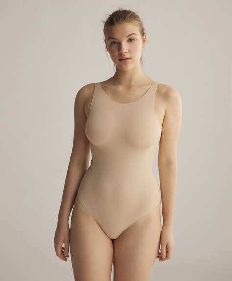 Seamless Comfort strappy body