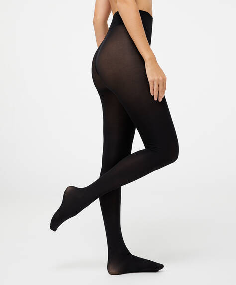 Plain 60 denier tights