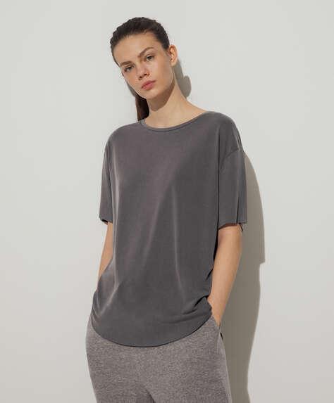 T-shirt em modal