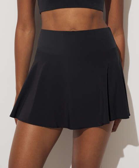 Falda básica compresiva