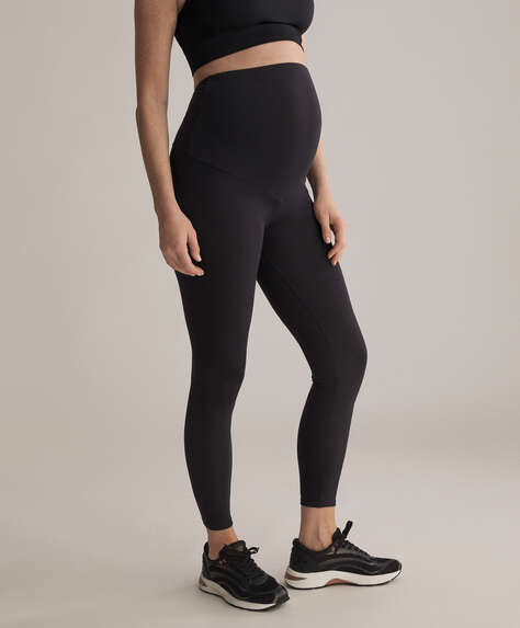 Maternity comfort leggings