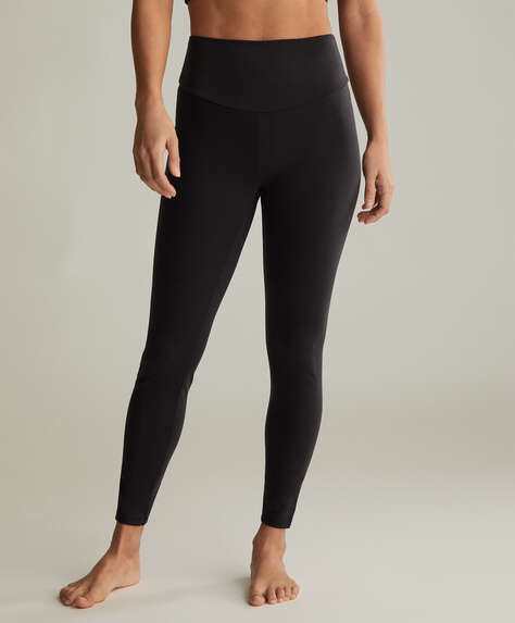 Compression tape leggings