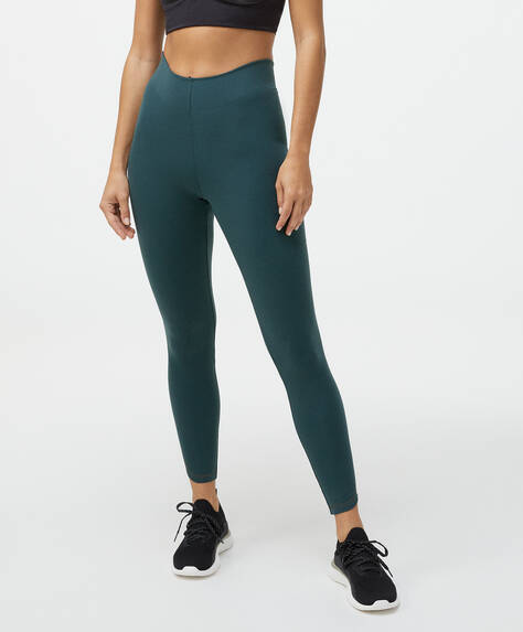 Strategic ventilation compression leggings