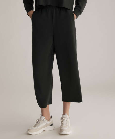 Soft touch modal culottes