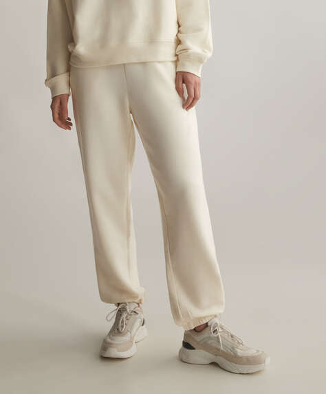 Cotton joggers