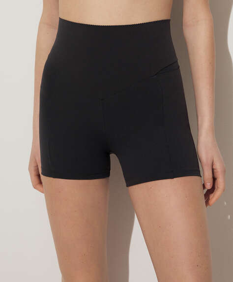 Compressive hot pants