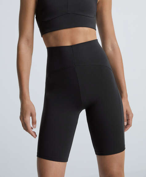 Compressive cycle leggings