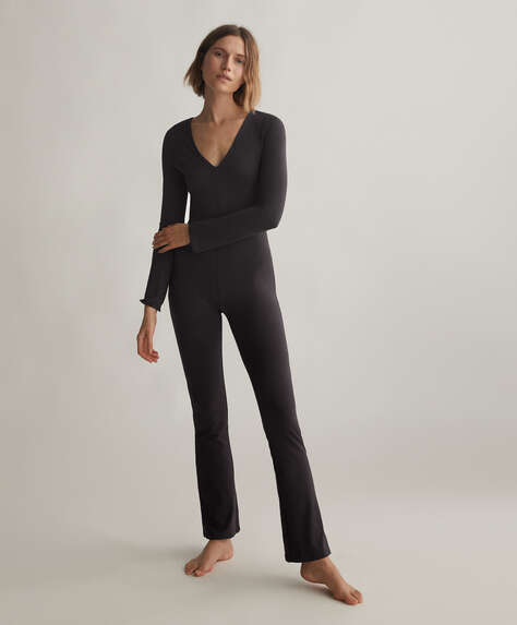 Overall comfort flare