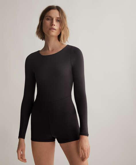 Kort jumpsuit comfort