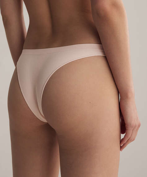 5 seamless Brazilian briefs