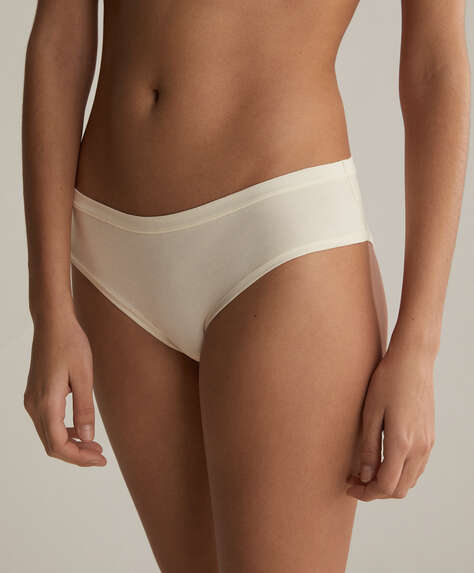 3 cotton comfort hipster briefs