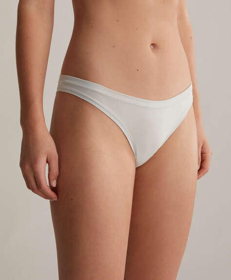 3 cotton comfort Brazilian briefs