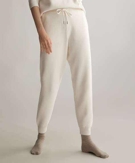 Pantalon long en maille
