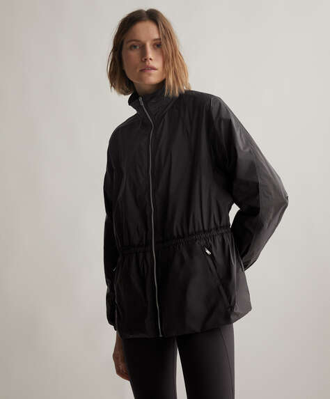 Ultra-light run jacket