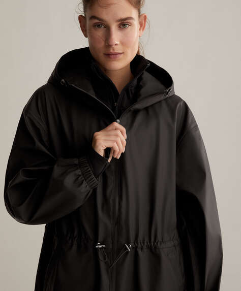 WaterBlock raincoat