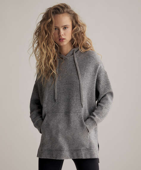 Oversized gebreide sweater