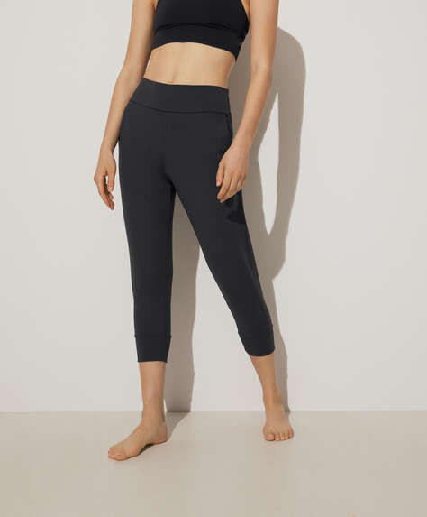 Pantaloni jogger Comfort pinocchietto
