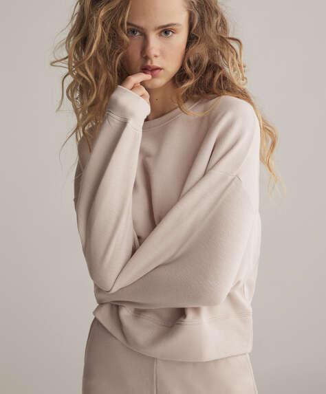 Modal sweatshirt