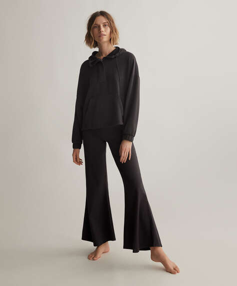 Comfort bell trousers