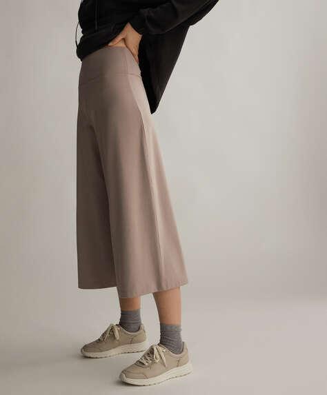 Pantalón Comfort cullotte