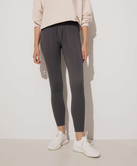 Drawstring Comfort leggings