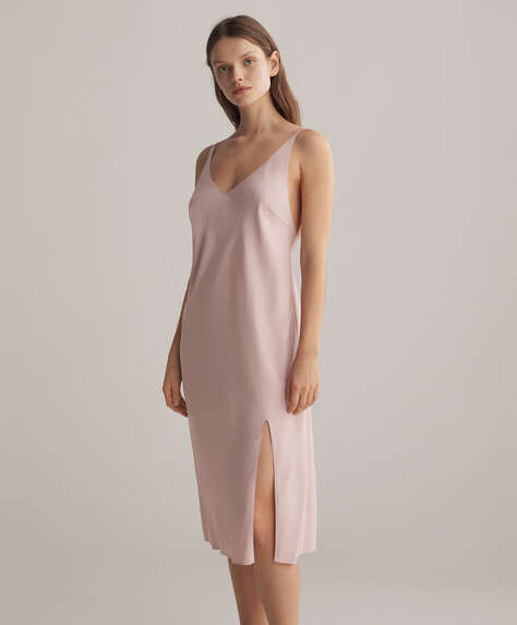 Midi camisole nightdress