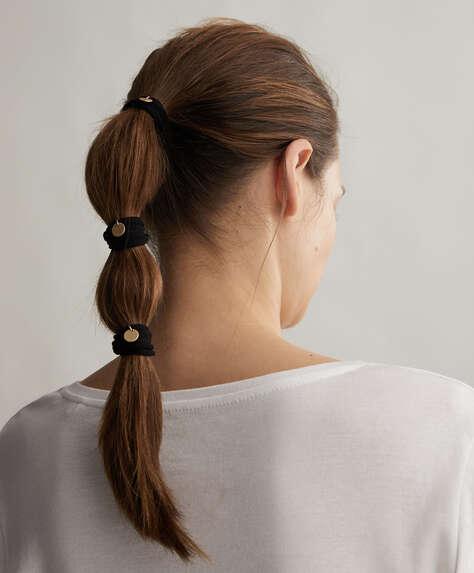 6 hårbånd med Oysho skilt