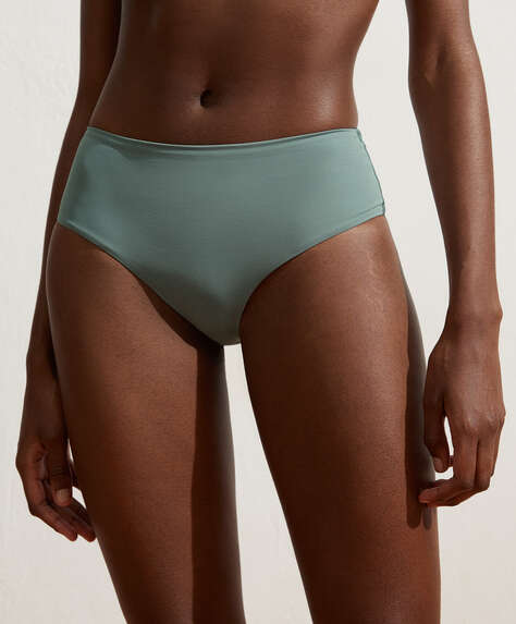 Slim Brazilian bikini briefs