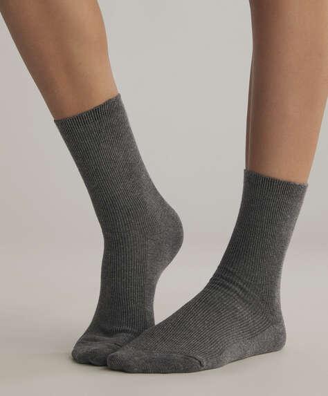 5 paire de chaussettes en coton